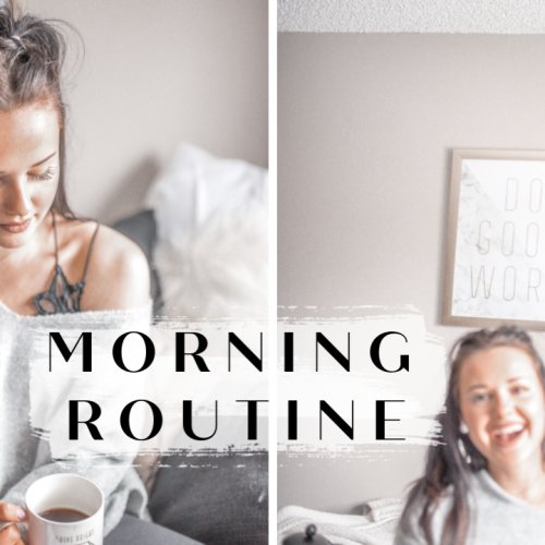 Productive Morning Routine