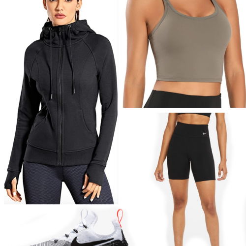 Summer 2021 workout style | My favorites